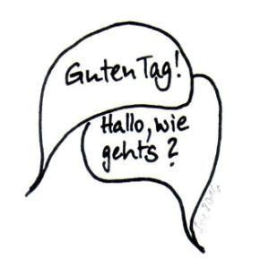 Icon Deutsch sprechen