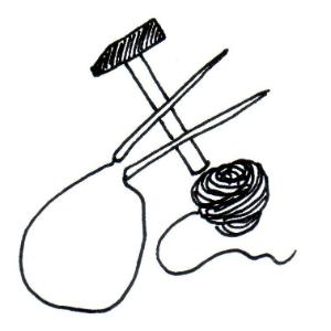 Icon Handwerk und Handarbeit